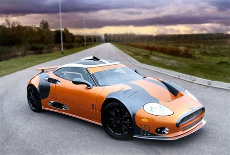 spyker review 2010 spyker c8 laviolette lm85 review top speed