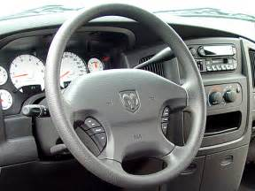Steering Wheel For Car Bed 2005 Dodge Ram 2500 Reviews And Rating Motor Trend