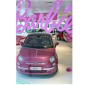 Barbie Fiat 500  Real Life Pinterest
