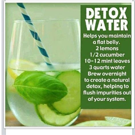 Detox Water Is It Safe by Detox Water Weight Loss Detox Waters