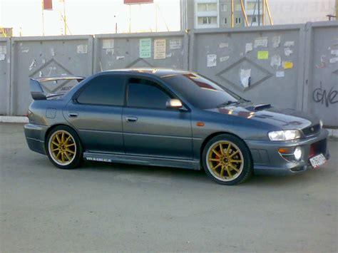 Subaru Wrx Sale by 1999 Subaru Impreza Wrx For Sale 2 0 Automatic For Sale