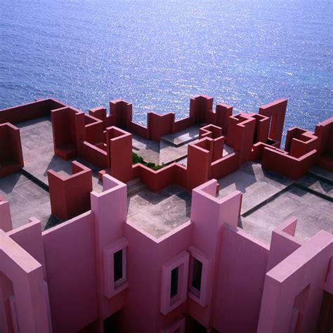 Adobe Floor Plans la muralla roja by ricardo bofill 11
