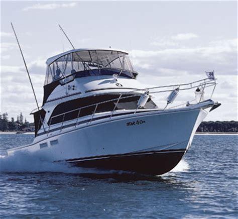 ft flybridge cruiser fraser marine