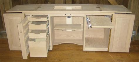sewing machine cabinet with lift best 25 sewing machine tables ideas only on