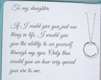 Mother Daughter necklace, Daughter Jewelry, Gift for