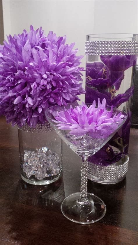 Handmade Table Decorations For Weddings - 25 best ideas about diy centerpieces on