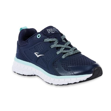 navy blue athletic shoes everlast 174 s athletic shoe navy light blue