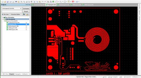 altium free layout viewer import gerber files into altium electrical engineering