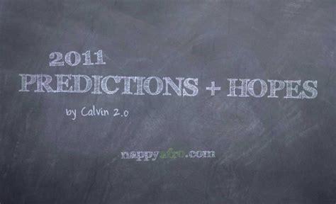 Universal Mind Detox by 2011 Predications Hopes Nappyafro