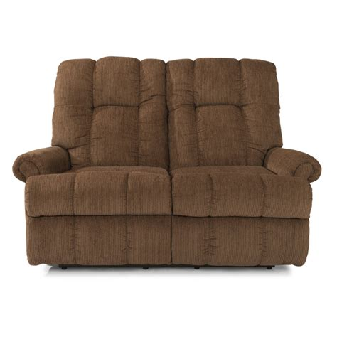 fabric loveseat recliner flexsteel 4830 60 hercules fabric reclining loveseat