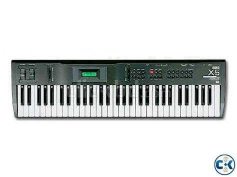 Keyboard Korg X5 Baru korg x5 made in japan clickbd