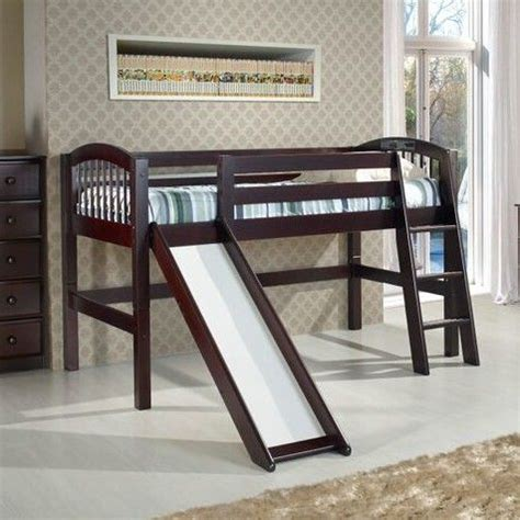 Loft Bed Gonzaga 25 Best Bed With Slide Ideas On