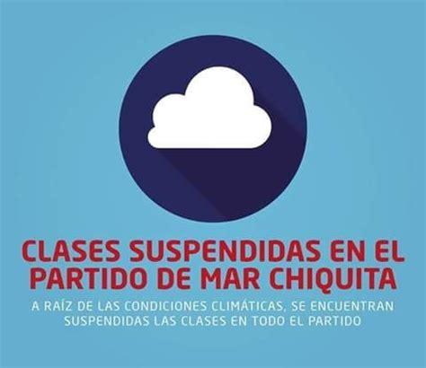 cursos en mar del plata 2016 mar chiquita suspendi 243 las clases 171 diario la capital de