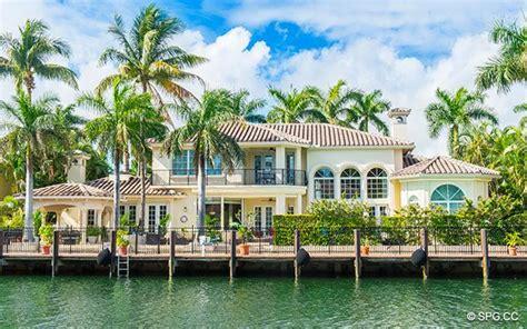 Luxury Waterfront Estate Home 146 Nurmi Drive Fort Ft Lauderdale Luxury Homes