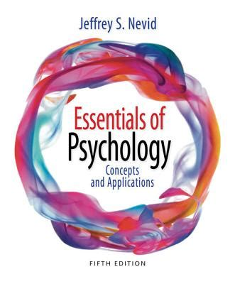 essentials of psychology books essentials of psychology concepts and applications book