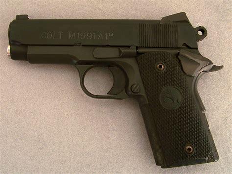 Colt Officers Model by Lou S Gun Work Gunsmithing Colt 1911 Officer Model