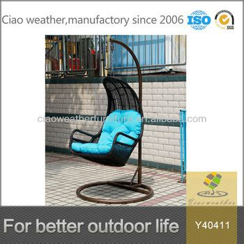hanging wicker egg chair rattan outdoor furniture wicker rattan hanging egg chair buy rattan hanging chair