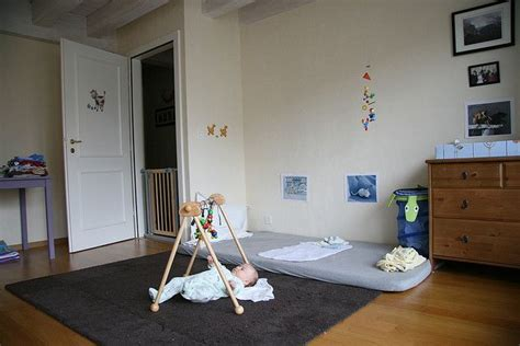Montessori No Crib by 1000 Images About Montessori Baby Spaces On