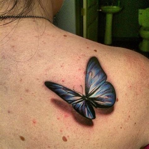 realistic butterfly tattoos realistic butterfly by page tattoonow