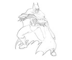 batman arkham knight coloring pages sketch template
