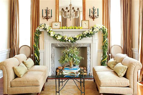 southern home decorating christmas and holiday home decorating ideas southern living