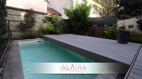 Mobile überdachung Terrasse terrasse mobile pour piscine alkira