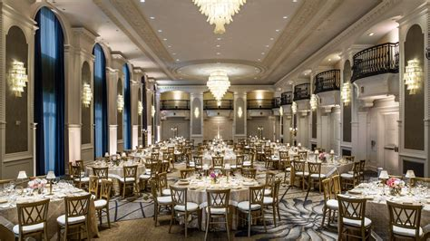 Chandeliers Dining Room by Detroit Mi Wedding Venues The Westin Book Cadillac Detroit