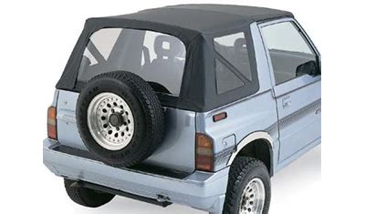 rampage replacement soft tops 95 98 geo tracker and suzuki