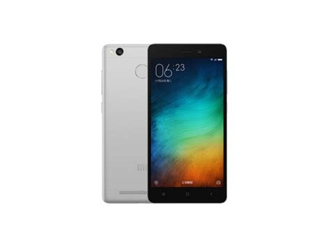 Mesin Xiaomi Redmi 3s Xiaomi Redmi 3s Notebookcheck Info