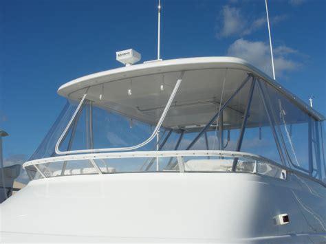 boat upholstery perth flybridge clears using strataglass prestige marine