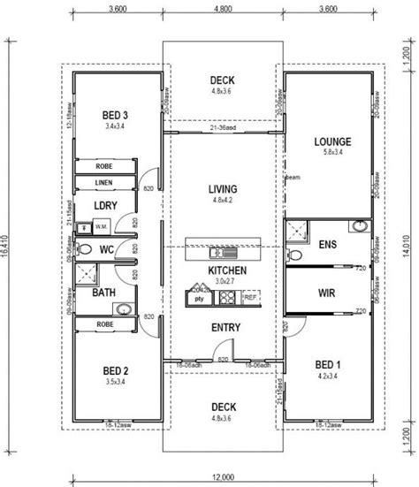 symmetrical floor plans symmetrical floor plans 28 images tiny house floor