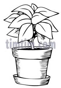 Free Drawing Of A Potted Plant From The Category Building Home Tools  sketch template
