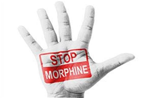 Morphine Detox Treatment by Morphine Facts A Center For Addiction Recovery