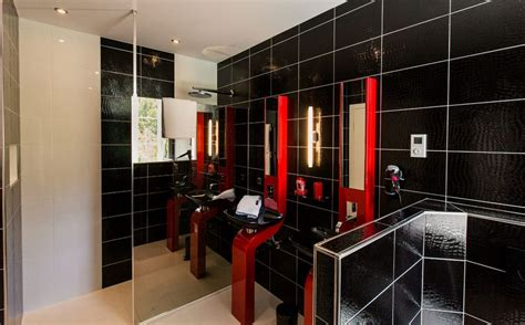 black red and white bathroom 30 bathroom color schemes you never knew you wanted