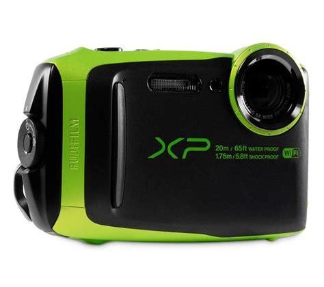 fujifilm tough fujifilm xp120 tough compact black green deals