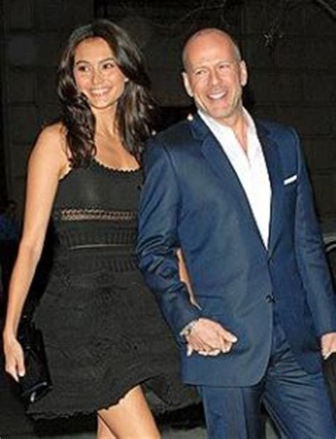 Bruce Willis Dating 23 Year Playmate Model by Bruce Willis Dating History Famousfix