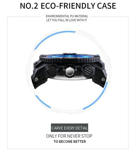Jam Tangan Pria Original Anti Air Curren 8110 Black smael jam tangan digital 1531 backup black orange jakartanotebook