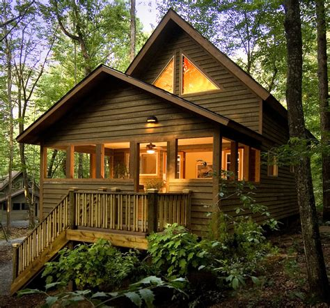 Cabin Rentals In Enjoying The Cabins In Helen Ga
