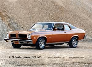 Pontiac Venture 1973 Pontiac Ventura Classic Automobiles