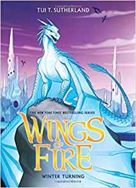 wings on my back the inside books winter turning wings of book 7 co uk tui