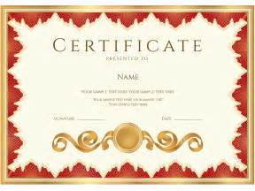 certificate ppt backgrounds educational templates ppt