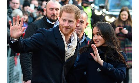 meghan markle and prince harry s first tv interview in all the photos from prince harry and meghan markle s first