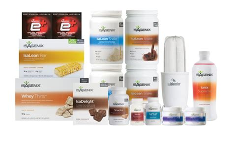 isagenix weight loss premium (presidents) pack save $274