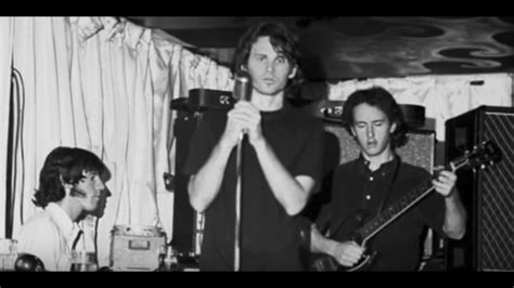 The Doors 1966 by The Doors Strange Days Live Fog 1966