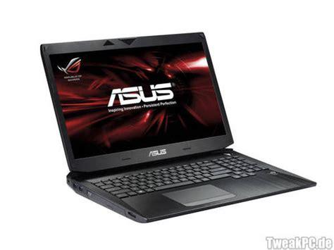 Notebook Asus Rog G750 asus rog g750 neue gaming notebooks haswell prozessoren