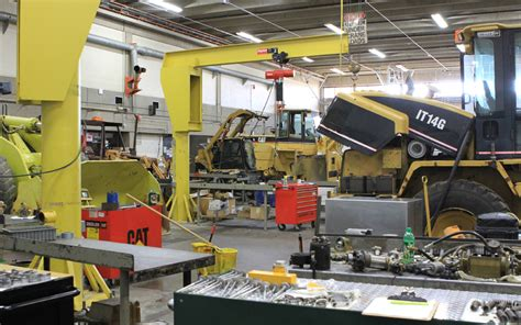 workshop layout for heavy equipment working smarter dctc news