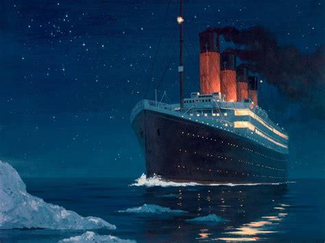 titanic boat iceberg titanic ship iceberg