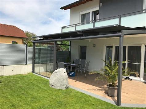 Terrassenüberdachung Glas Stahl by Terrassen 252 Berdachung Edelstahl Products Design Ideen