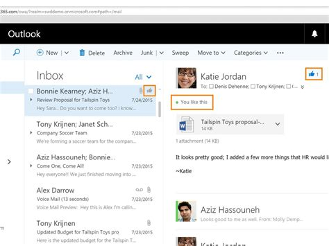 Office 365 Mail User Outlook On The Web For Office 365 Business Users To Add