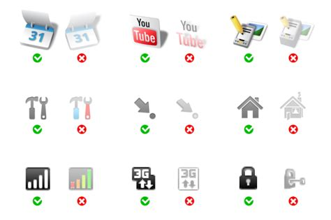 android icon design rules android icon design guidelines